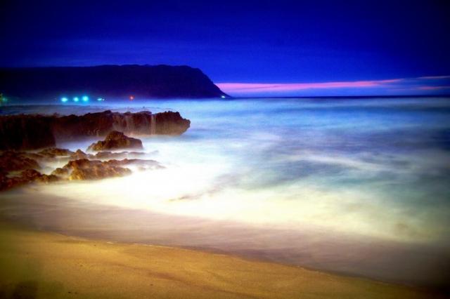 """Playa Brava Arica"", de Omar Rubén Villegas Vega."