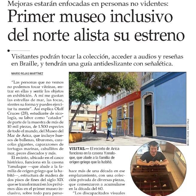Museo inclusivo